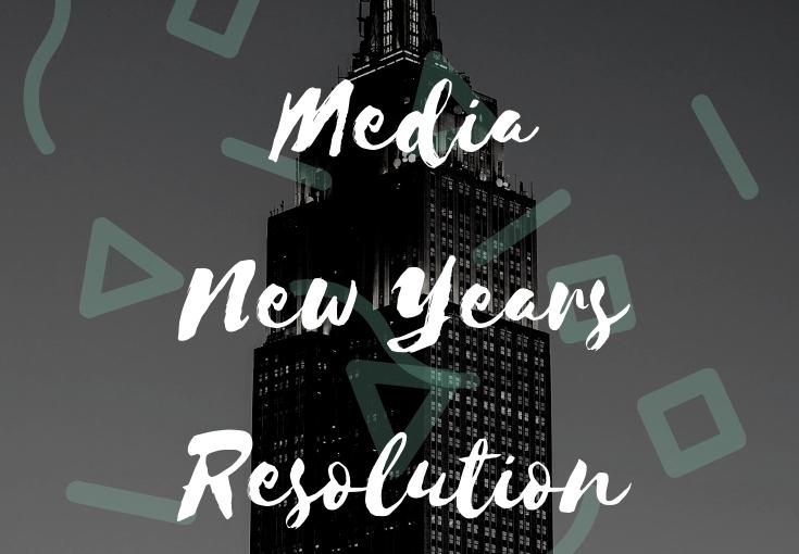 No Social Media ResolutionReflection